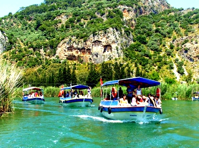 Marmaris Dalyan & Turtle Beach