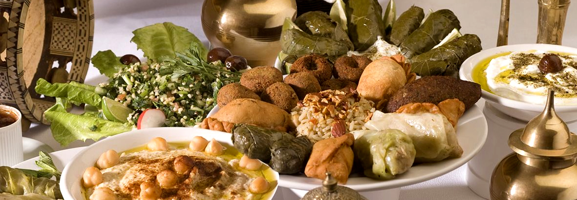 Turkish Starters and side dishes