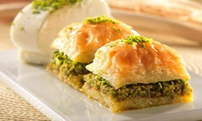 Turkish Cuisine Baklava
