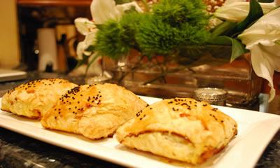 Turkish Cuisine Börek