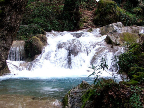 Marmaris Turgut Waterfall