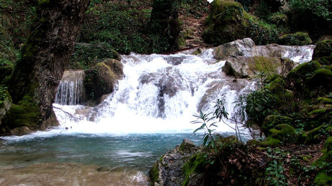 Marmaris Turgut Waterfall
