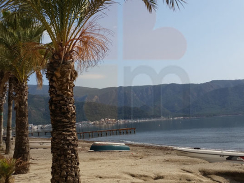 Marmaris at the end of February