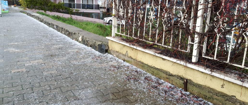 Marmaris Hailstorm
