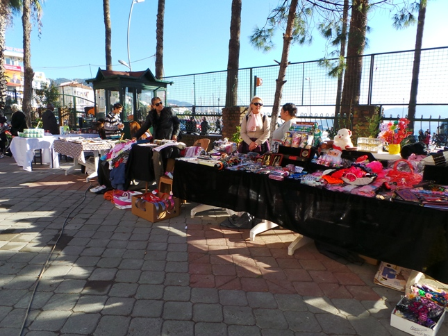Marmaris New Year Street Markets
