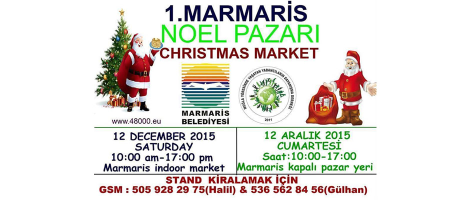 Marmaris December Events