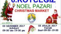 Koycegiz Christmas Market