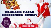 Koycegiz Christmas Market Announcement