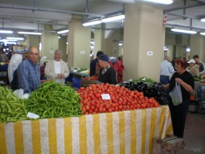 marmaris village market