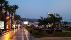 Marmaris September nights