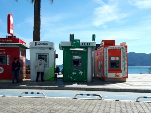 Marmaris ATM Machines