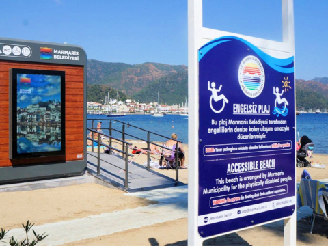 Marmaris Accessible Beach