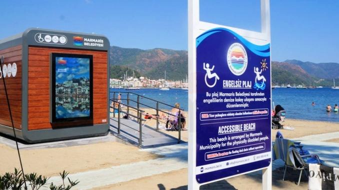 Marmaris Accessible Beach