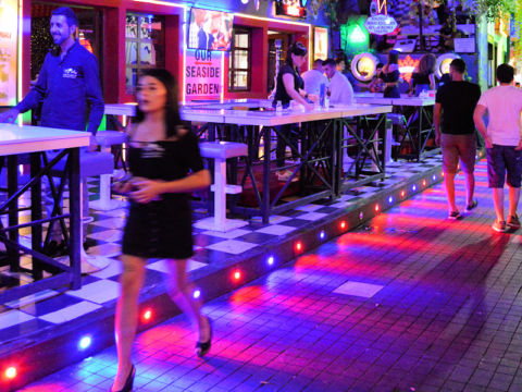 Marmaris Bar Street Nightlife