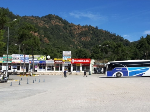 Marmaris Bus Station