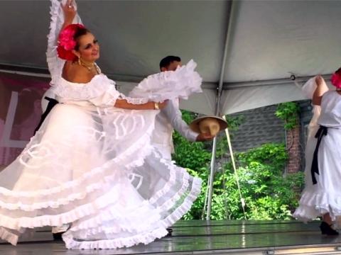 Folk Dancing Festival in Marmaris