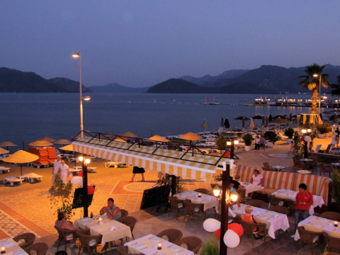 Marmaris Long Beach Nights