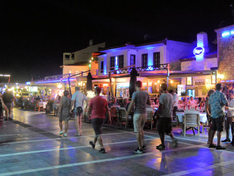 Marmaris Marina Nightlife