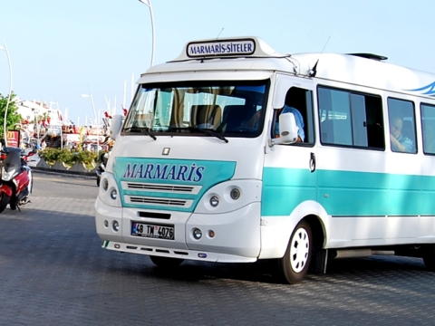 Local Transportation in Marmaris