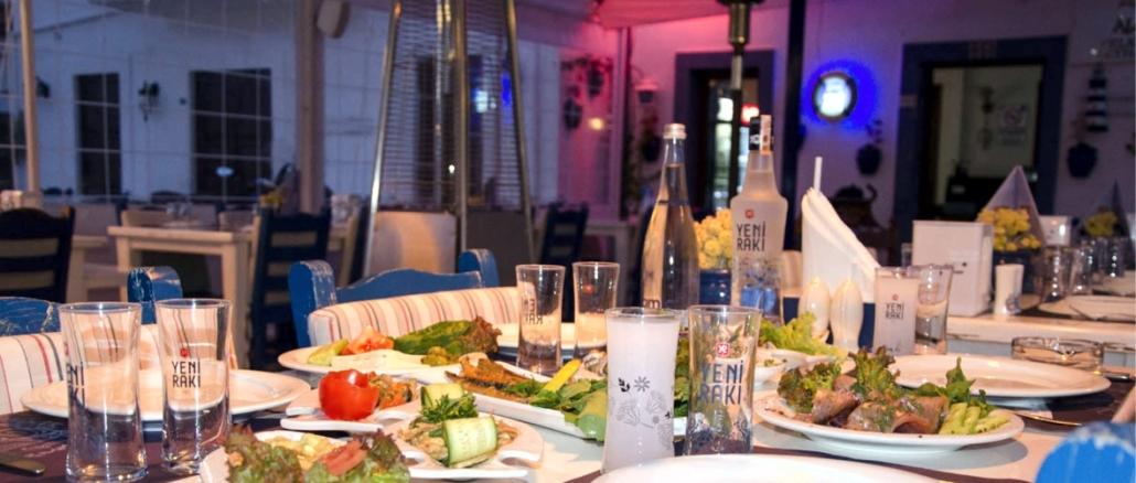Restaurants in Marmaris