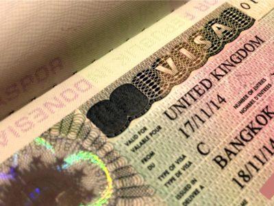 Applying Working Visa
