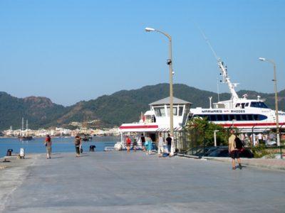 Marmaris Rhodes Island Ferry Service