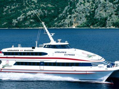 Marmaris Rhodes Ferry