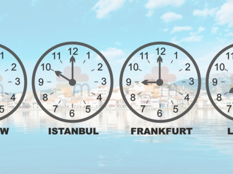 Time System in Marmaris