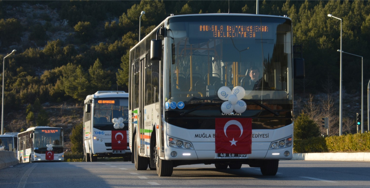 Marmaris Accessible Public Bus