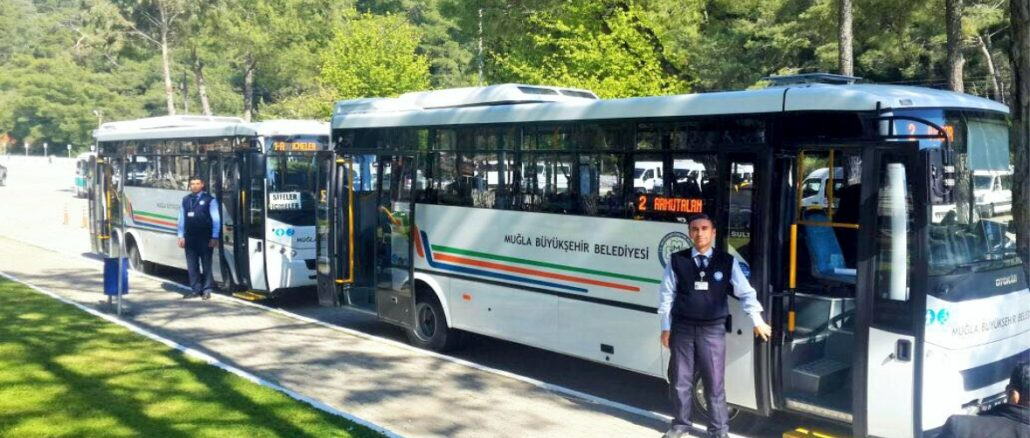 Marmaris Accessible Public Buses