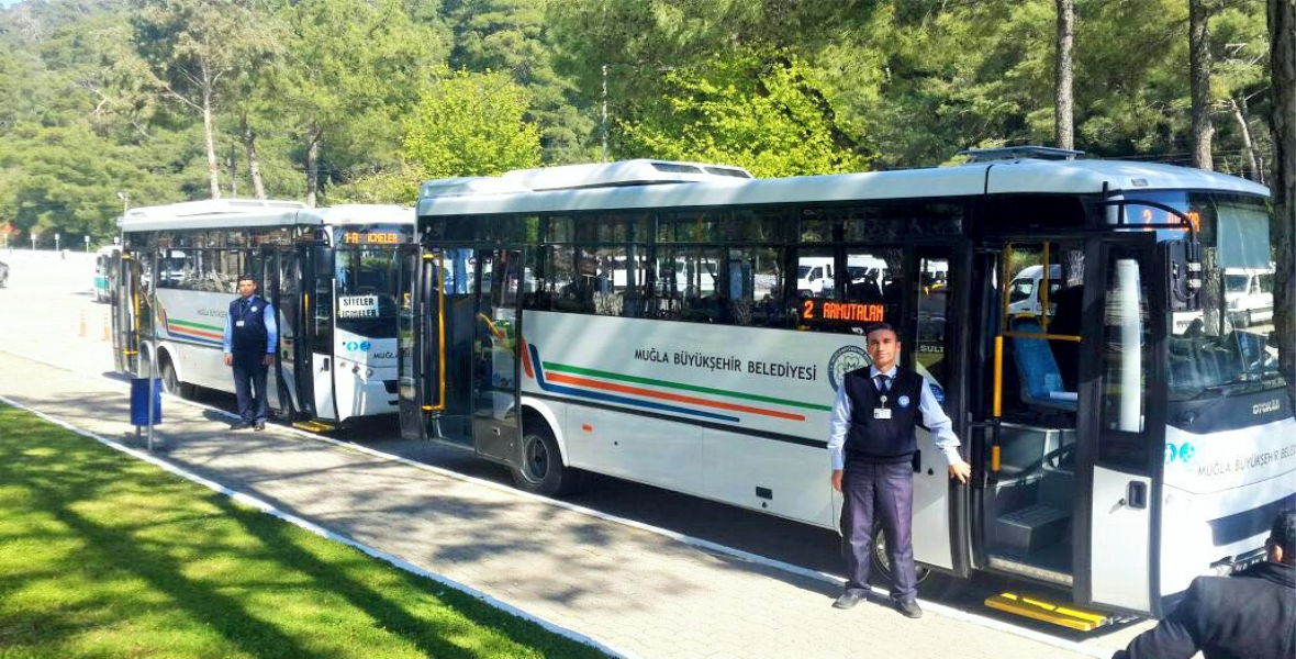 Marmaris Accessible Public Buses