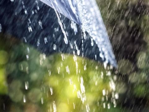 Marmaris Average Rainfall