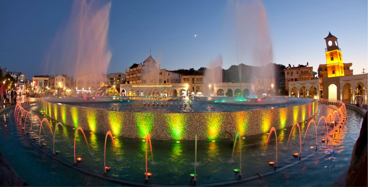 Marmaris Fountains