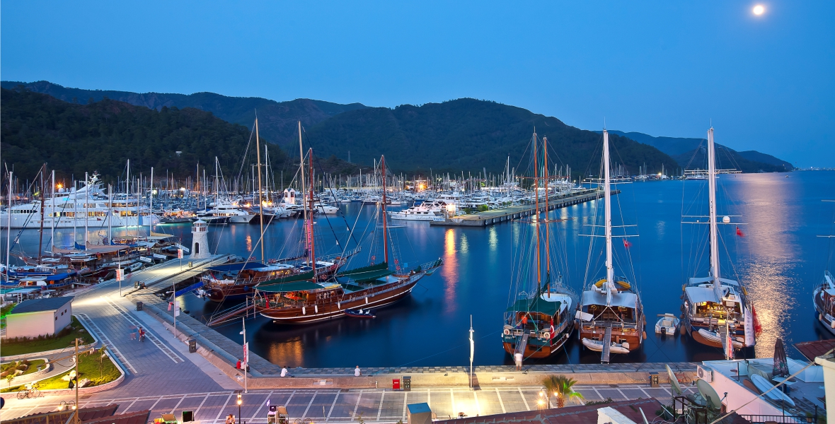 Nightlife in Marmaris