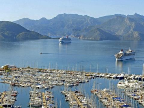 Marmaris Cruise Port