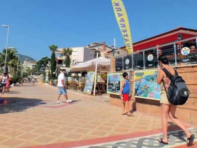 Marmaris Long Beach