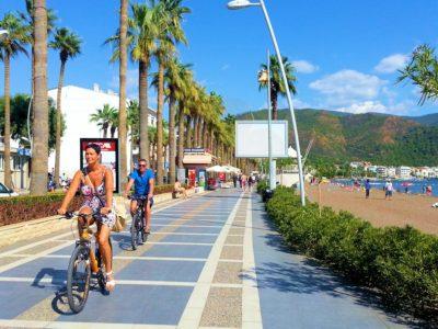 Marmaris Promenade and Beach