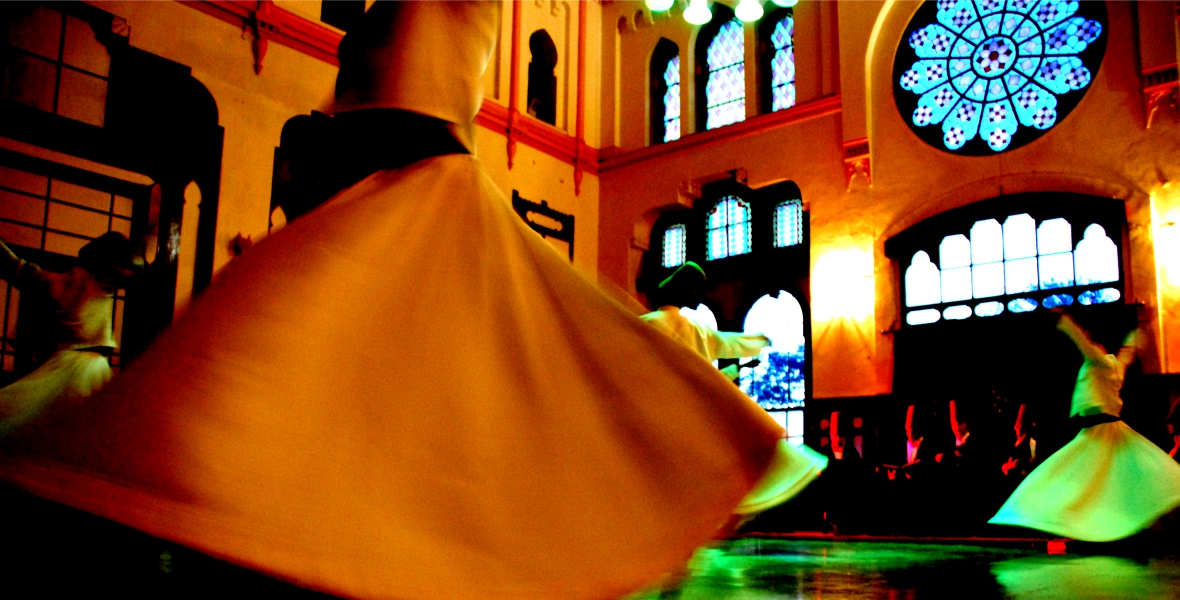 Mevlevi, Whirling Dervishes