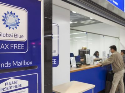 Tax Free Points - Global Blue Points