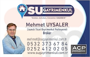Su Real Estate - Mehmet Uysaler