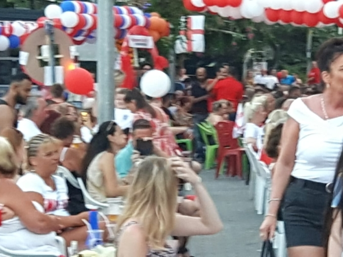 World cup in Marmaris