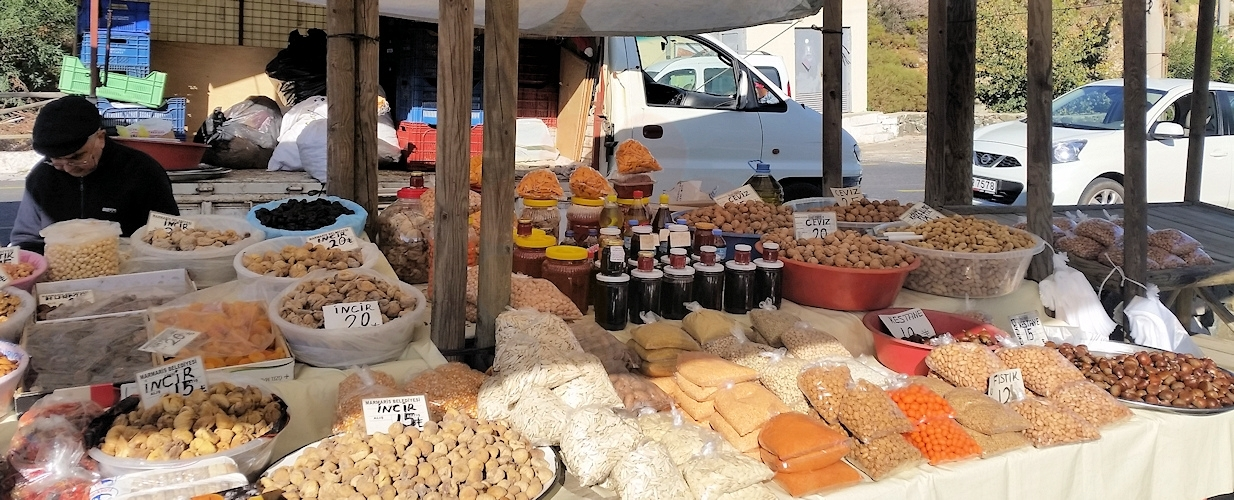 Marmaris Icmeler Wednesday Market