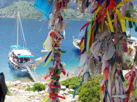 Aegean Island Boat Trip