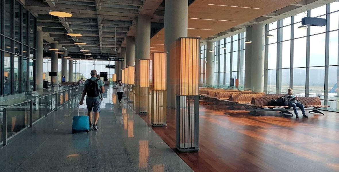 A WORLD CLASS AIRPORT AT DALAMAN