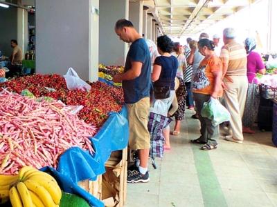 Marmaris Thursday Market