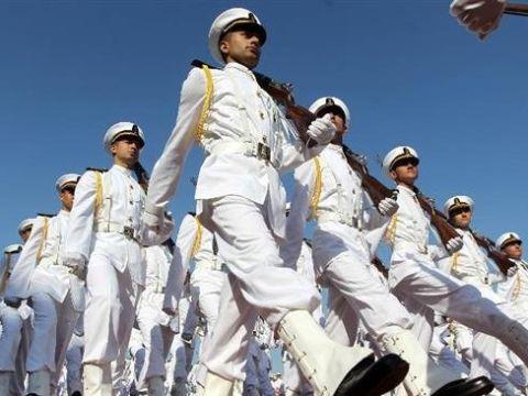 Navy Day Marmaris Turkey