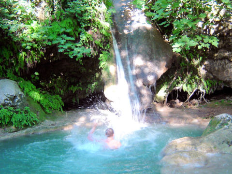Waterfall Turgut