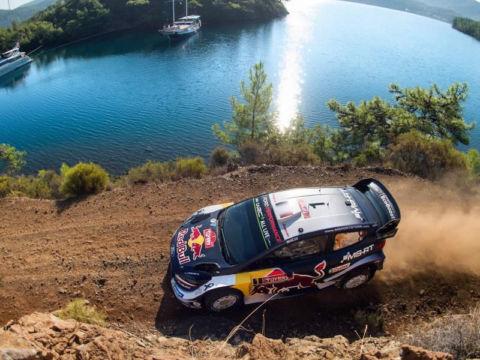 WRC 2019 Rally Turkey