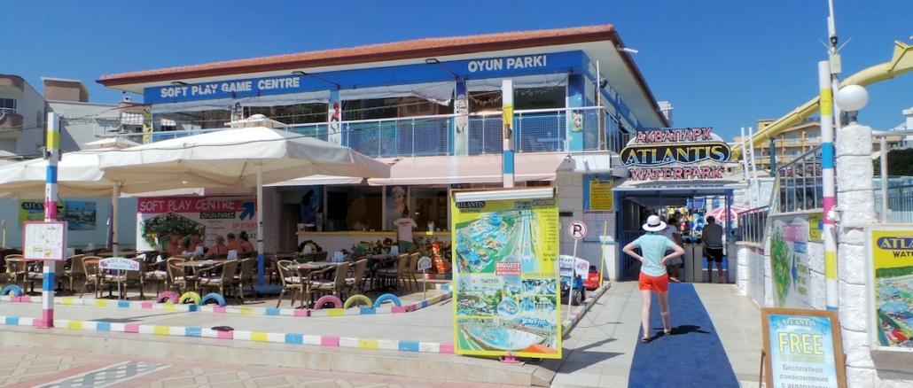 Atlantis Beach Cafe