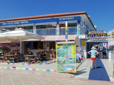 Atlantis Beach Cafe